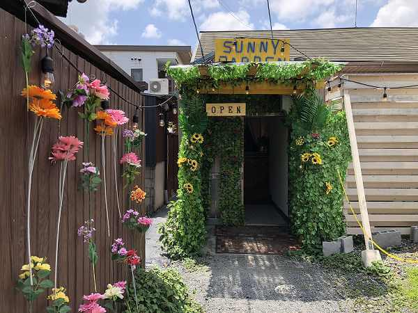 覚王山サニーガーデン室内BBQ