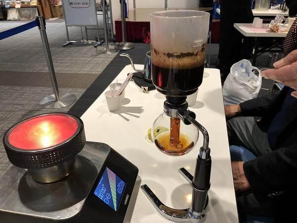 コーヒーの入れ方3種類
