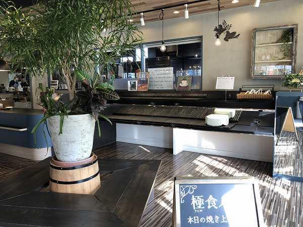 天白区島田ラルジュのランチパン食べ放題