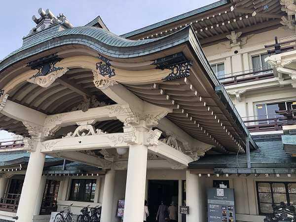 滋賀県大津市へ子連れ旅行「びわ湖大津館」
